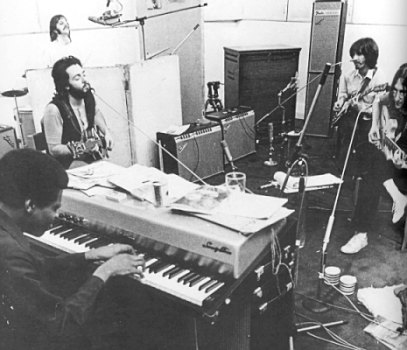 ビートルズとビリー・プレストン...